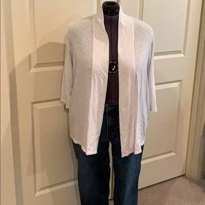 Talbots light-weight 3/4 sleeve sweater 3X